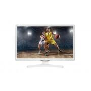 """LG 24TK410V-WZ LED display 59,9 cm (23.6"""") WXGA Bianco"""