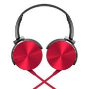 Casti extra Bass stereo cu functie hands free si microfon jack 3,5mm