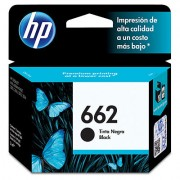 Cartucho de tinta HP 662 color negro CZ103AL