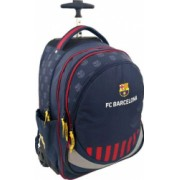 Ghiozdan troler scoala FC Barcelona 46 cm