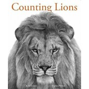 Counting Lions: Portraits from the Wild, Hardcover/Katie Cotton