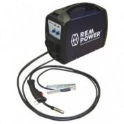 REM POWER elektro maschinen aparat za varenje WMEm MIG 180 Basic Line