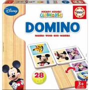 Domino Mickey Minnie Madera - Educa Borras