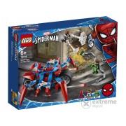 LEGO® Super Heroes 76148 - Omul Pajanjen contra Doc Ock