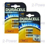 Duracell Ultra Power Lithium 2 Pack (x2)