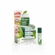 Dr. Organic Organic Aloe Vera Lip Balm - 5.7 ml