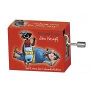 Cutiuta muzicala flasneta, Fridolin, Jim Knopf rosie