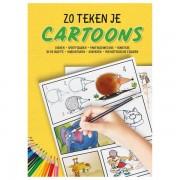 Lobbes Zo teken je cartoons