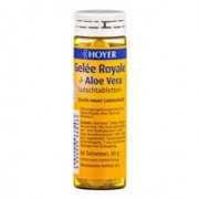 Gelee Royale + Aloe Vera Tablete Masticabile Bio Pronat 60tb