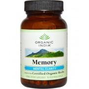 Organic India Memory - Mental Clarity (90 Veggie Caps) - Organic India