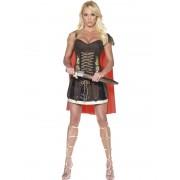 Costum carnaval femei gladiatoare