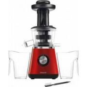 Storcator de fructe si legume Sencor SSJ 4042RD 400W 60 rpm 0.8 l Rosu