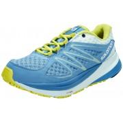 Salomon Sense Pulse Hardloopschoenen Dames blauw 40 2015 Trailrunning schoenen