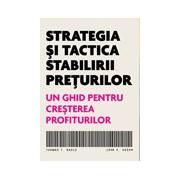 Strategia si tactica stabilirii preturilor .