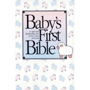 Baby's First Bible-KJV, Hardcover/Thomas Nelson