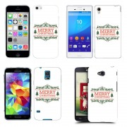 Husa Allview E2 Living Silicon Gel Tpu Model Craciun Merry Christmas