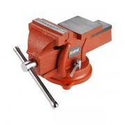 Extol Premium satu forgatható;100 mm, 5 kg, max.befogás:65mm, max. összeszorító erő: 8kN, pofák keménysége: HRC 48-52 8812622