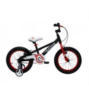 "Dječji bicikl Bulldozer 16"" - crni"