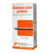 Same-shampoo proteico 125ml rinforzante capelli fragili o normali