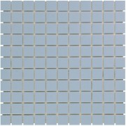 Mozaiektegel Barcelona Light Blue Matt Porcelain 303x303