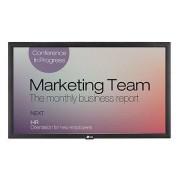 LG Monitor LG TFT Profis DigitalSignage 21,5P HDMI/USB - 22SM3B