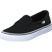 DC Shoes Dc Kids Trase Slip-On Shoe Black/White, Skor, Lågskor, Slip on, Svart, Barn, 27