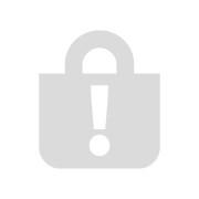Zlaté náušnice dvojfarebné kruhy dvojitý tvar VA368