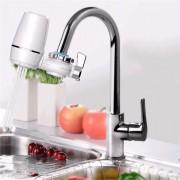 Robinet cu filtru pentru purificarea apei cu 2 rezerve