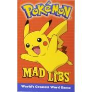 Pokemon Mad Libs, Paperback