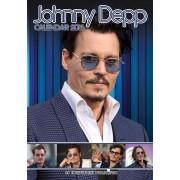 calendar 2016 - Johnny DEP