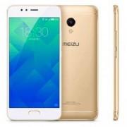 Смартфон Meizu M5s 32Gb Gold Metallic body, 5.2 инча, HD, Octa-core, MT6753, Octa-core 1.3 GHz Cortex-A53, 3GB, 32GB, MZU-M612H-32-GOLD