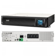 APC Smart-UPS C 1000VA LCD RM 2U 230V SmartConnect, SMC1000I-2UC SMC1000I-2UC