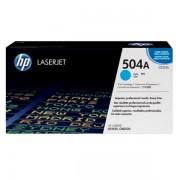 HP Originale Color LaserJet CM 3530 FS MFP Toner (504A / CE 251 A) ciano, 7,000 pagine, 3.24 cent per pagina