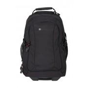 Mountain Warehouse Voyager - plecak na kółkach 35l - Black Uniwersalny