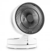 Klarstein TouchStream WH 35W, ventilator Alb