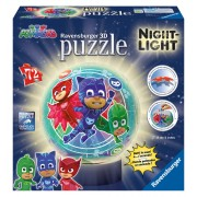 PUZZLE 3D EROI IN PIJAMALE M2 - RAVENSBURGER (RVS3D11773)