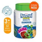 Walmark Minimartieni Gummy Imunactiv + Echinaceea 60 jeleuri
