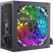 Sursa nJoy Freya 700W, 80 Plus Bronze, RGB