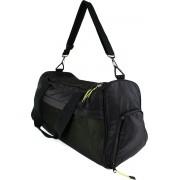 JAP Sporttas - Compacte sport tas voor dames en heren - Speciaal schoenen vak- Zwart