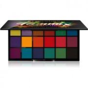 Makeup Revolution Tammi Tropical Carnival paleta de sombras em pó 18 x 1 g