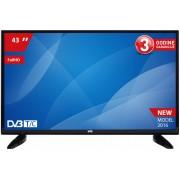 """Televizor TV 43"""" LED VOX 43YB650, 1920x1080 (FullHD), HDMI, USB, slim"""