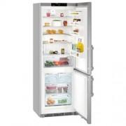 GARANTIE 4 ANI Combina frigorifica Liebherr, clasa A+++, BioCool, cogelator NoFrost, usa inox SmartSteel CNef 5725