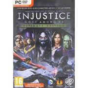 Warner Bros Injustice: Gods Among Us Ultimate Edition, PC Juego (PC, PC, Lucha, NetherRealm Studios, T (Teen), ENG, Warner Bros. Interactive Entertainment) Windows