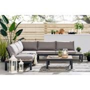 VakantieVeilingen.be Aluminium loungeset van Feel Furniture (model: Palma)