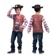 Geen Western t-shirt voor kids