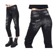 kalhoty dámské DISTURBIA - TOTAL BUMMER - DIS812