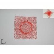 Sacchetto spider rosso 305355 842 bomboniere confetti