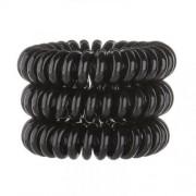 Invisibobble Power Hair Ring 3 ks gumička na vlasy pre ženy True Black