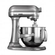 kitchenaid Robot pâtissier multifonction avec crémaillière Artisan argent platine 500 W 5KSM7580XEMS kitchenaid