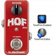 TC Electronic HOF Hall of Fame Mini Reverb Toneprint Enabled